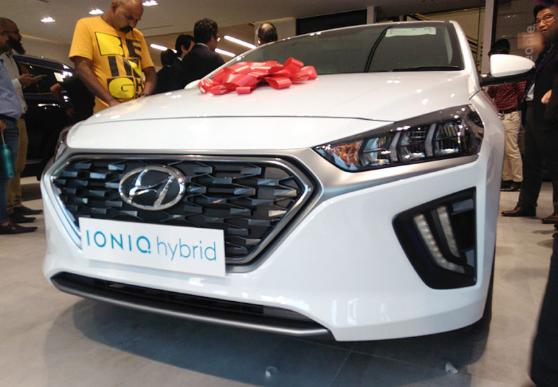 Hyundai Pitting PKR 64 Lac Ioniq Against PKR 83.7 Lac Prius 1