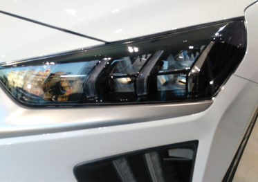 Hyundai Unveils Ioniq Hybrid- Digital Showroom Inaugurated in Karachi 3