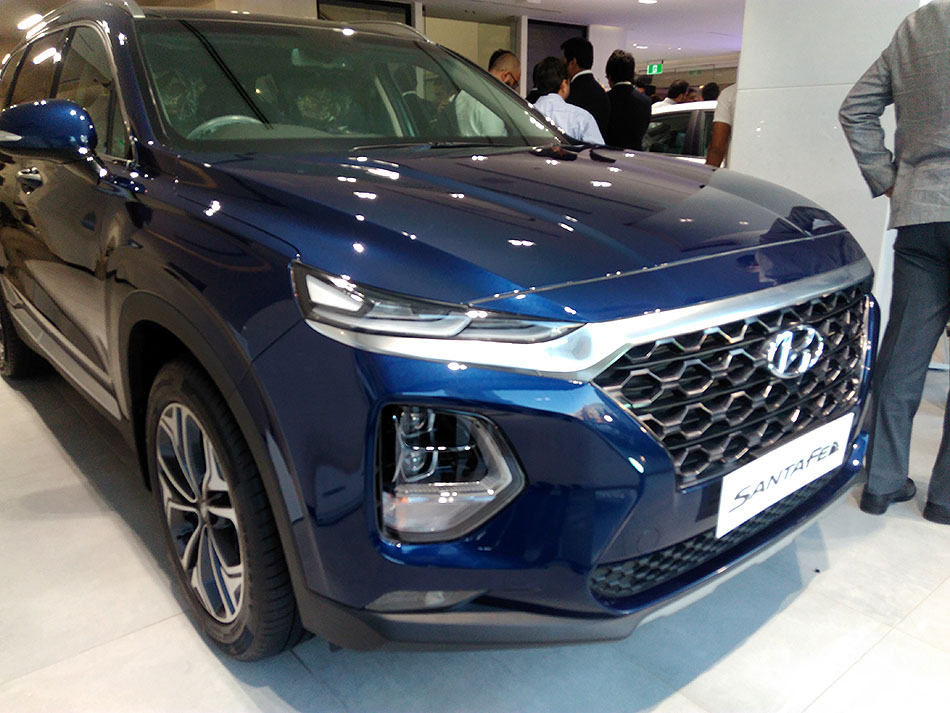 Hyundai Santa Fe Price Dropped by PKR 5.0 Million 2