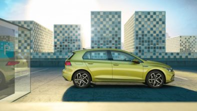 The All New Volkswagen Golf MK8 Debuts 3