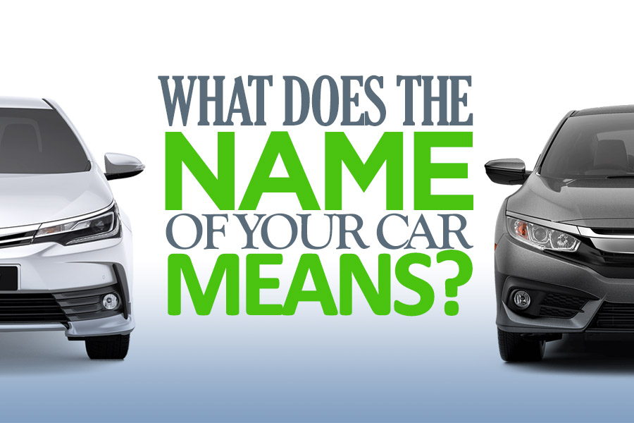 What Does the Name of Your Car Means? 9