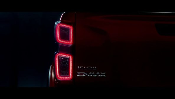 Next Generation Isuzu D-Max to Debut on 11th October 2