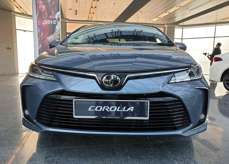 All New Toyota Corolla Launched in Malaysia 6