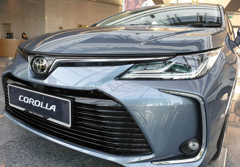 All New Toyota Corolla Launched in Malaysia 4