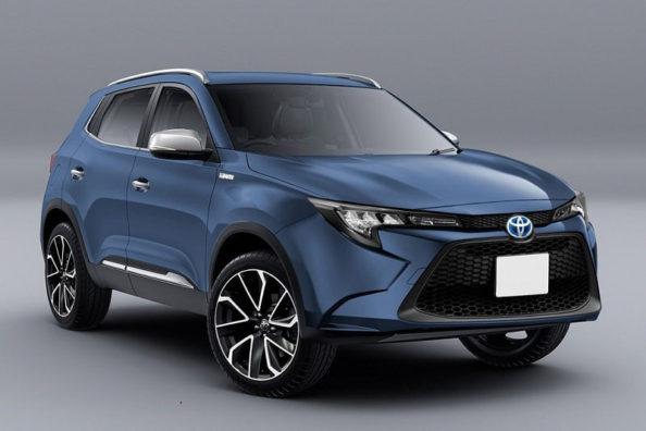 Toyota Rise/ Daihatsu Rocky Subcompact SUVs to Debut in November 1