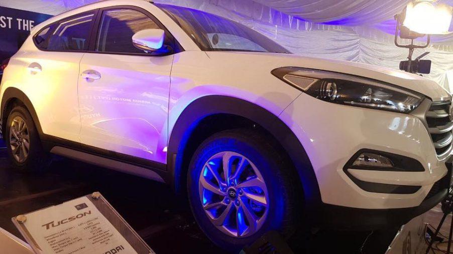 Hyundai-Nishat Preparing to Launch Tucson Crossover SUV in Pakistan 5
