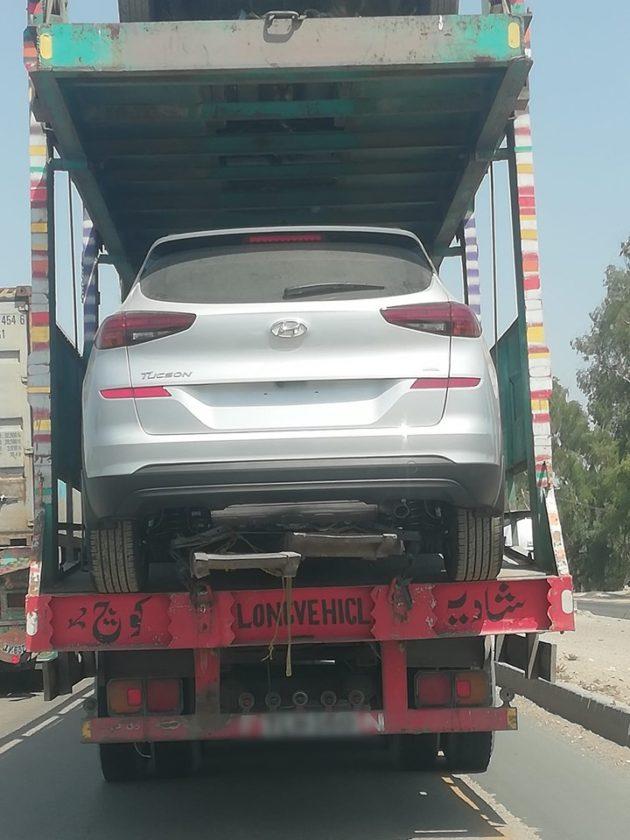 Hyundai-Nishat Preparing to Launch Tucson Crossover SUV in Pakistan 2