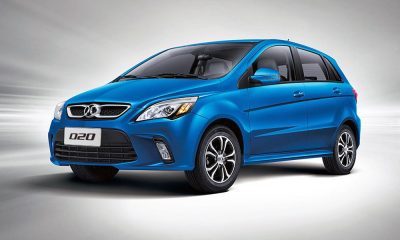 Up Close with the Sazgar BAIC D20 Hatchback 14