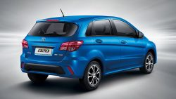Sazgar's BAIC D20 Hatchback Spotted in Lahore 8