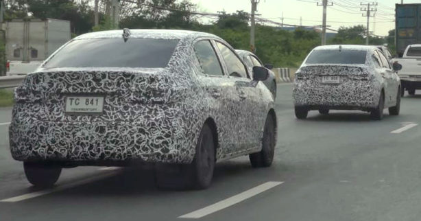 All New Honda City Spotted in India 2 Days Ahead of World Debut 4