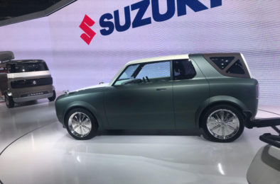 Suzuki Waku SPO and Hanare Concepts at 2019 Tokyo Motor Show 3