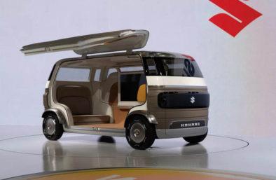Suzuki Waku SPO and Hanare Concepts at 2019 Tokyo Motor Show 10