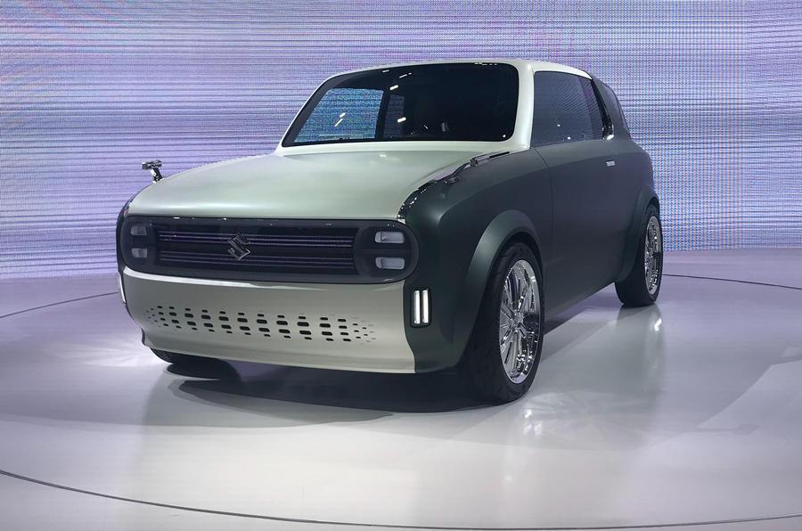 Suzuki Waku SPO and Hanare Concepts at 2019 Tokyo Motor Show 6