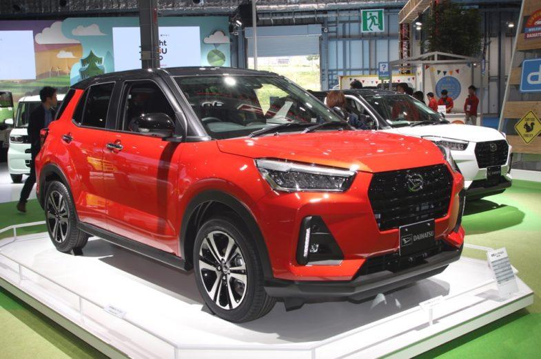 Toyota Raize Compact SUV Leaked 4