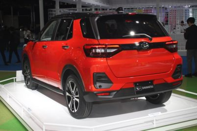 Toyota Raize Compact SUV Leaked 5