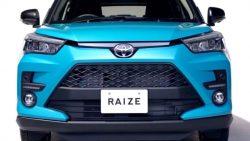 Toyota Raize/ Daihatsu Rocky Details Leaked Ahead of Debut 5
