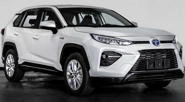 Toyota Wildlander to Debut in China by Year End 6