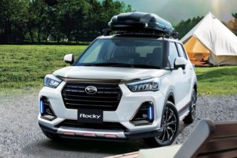 2020 Daihatsu Rocky Compact SUV Launched in Japan 8