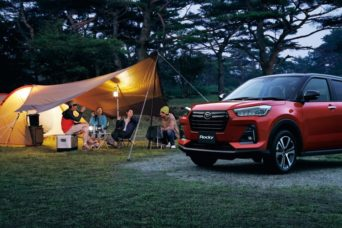 2020 Daihatsu Rocky Compact SUV Launched in Japan 14