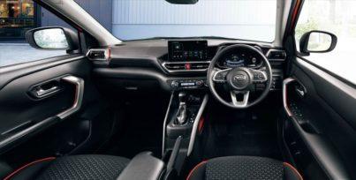 Daihatsu Rocky Awarded 5 Stars JNCAP Crash Test Rating 3