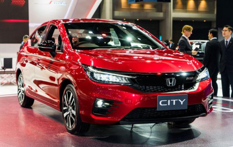 All New Honda City Displayed at 2019 Thai Motor Expo 10
