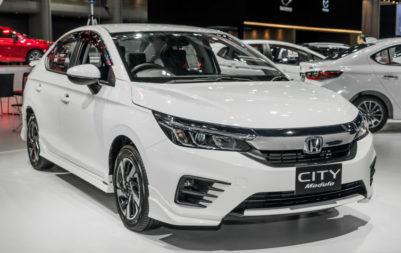 All New Honda City Displayed at 2019 Thai Motor Expo 5