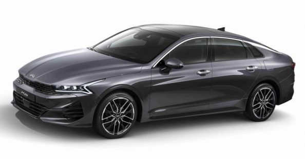2020 Kia Optima (K5) Looks Even More Stunning in Video 2