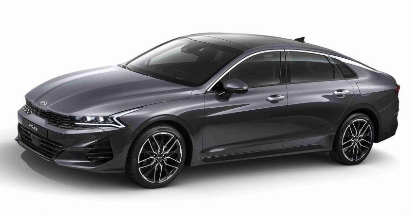 First Official Photos of 2020 Kia Optima Released 3