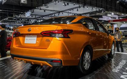 All New Nissan Almera (Sunny) at 2019 Thai Motor Expo 3