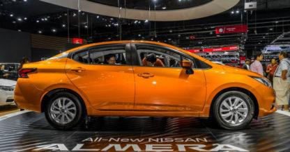 All New Nissan Almera (Sunny) at 2019 Thai Motor Expo 2