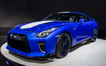 Nissan GT-R 50th Anniversary Edition at 2019 Thai Motor Expo 2