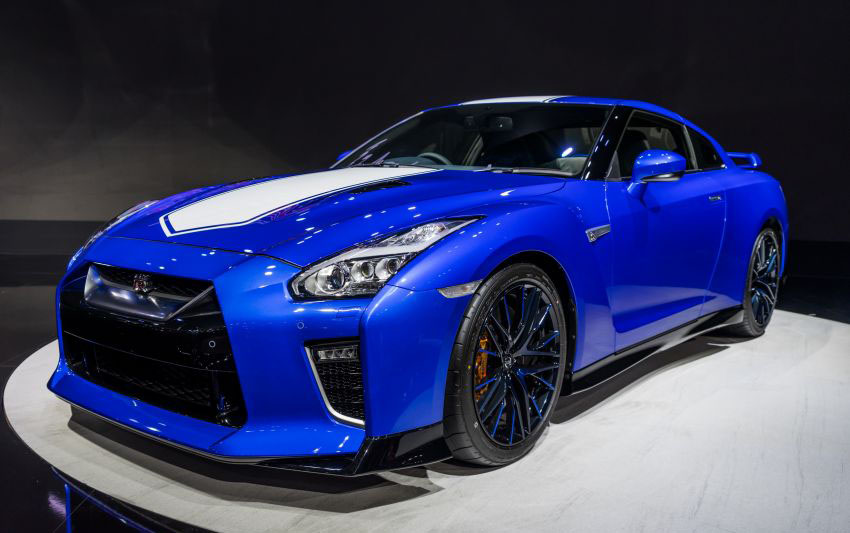 Nissan GT-R 50th Anniversary Edition at 2019 Thai Motor Expo 1
