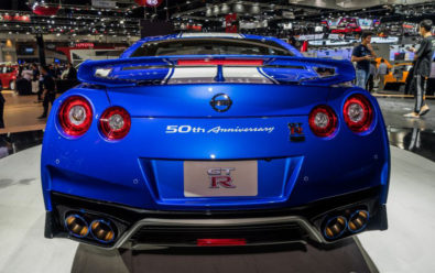 Nissan GT-R 50th Anniversary Edition at 2019 Thai Motor Expo 5