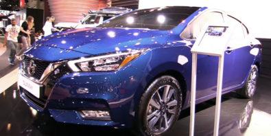 2020 Nissan Sunny Debuts at Dubai Motor Show 1