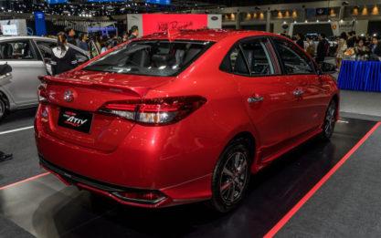New Toyota Yaris Ativ and Yaris Cross at 2019 Thai Motor Expo 5