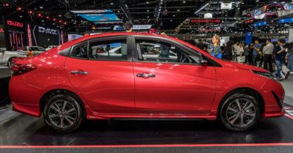 New Toyota Yaris Ativ and Yaris Cross at 2019 Thai Motor Expo 6