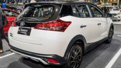 New Toyota Yaris Ativ and Yaris Cross at 2019 Thai Motor Expo 2