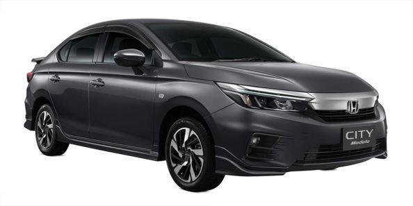 2020 Honda City Modulo Accessories Revealed 10