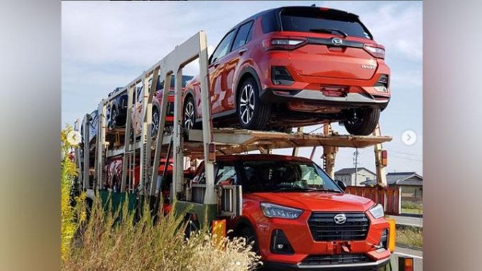 Toyota Raize/ Daihatsu Rocky Details Leaked Ahead of Debut 11