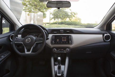 2020 Nissan Sunny Debuts at Dubai Motor Show 6
