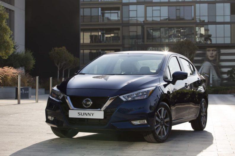 2020 Nissan Sunny Debuts at Dubai Motor Show 13