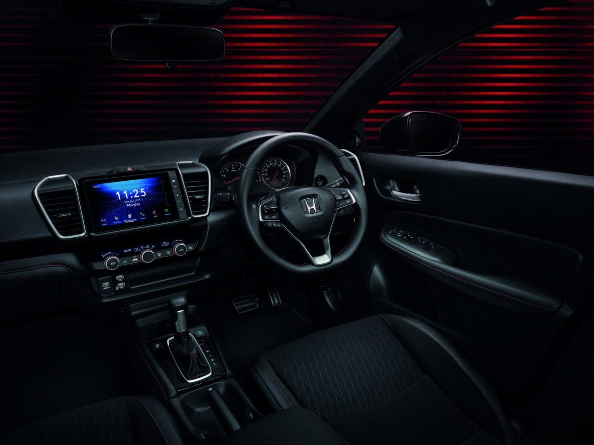 All New 2020 Honda City Debuts in Thailand 18