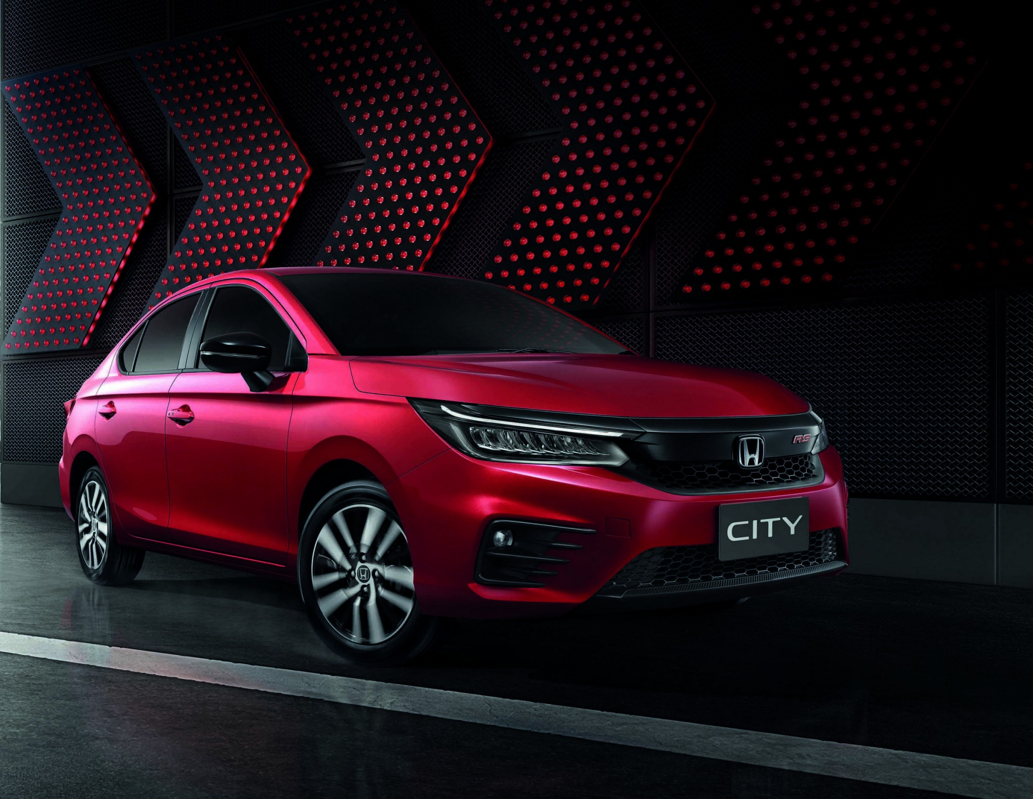 All New 2020 Honda City Debuts in Thailand 8