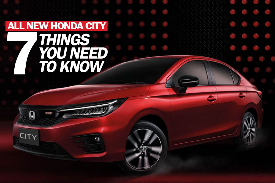 7 Things You Need to Know About All New 2020 Honda City 6