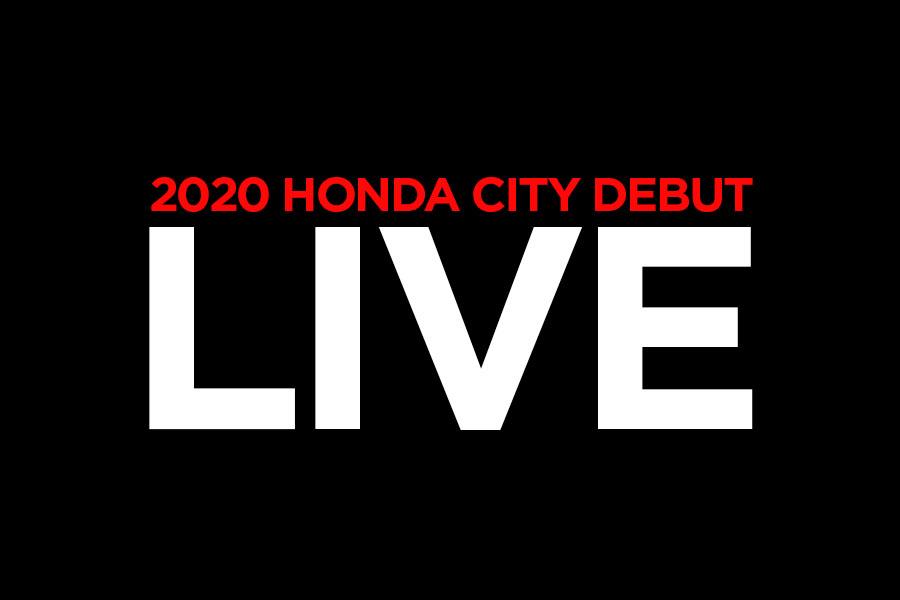 2020 Honda City- Watch Live Reveal Here 2