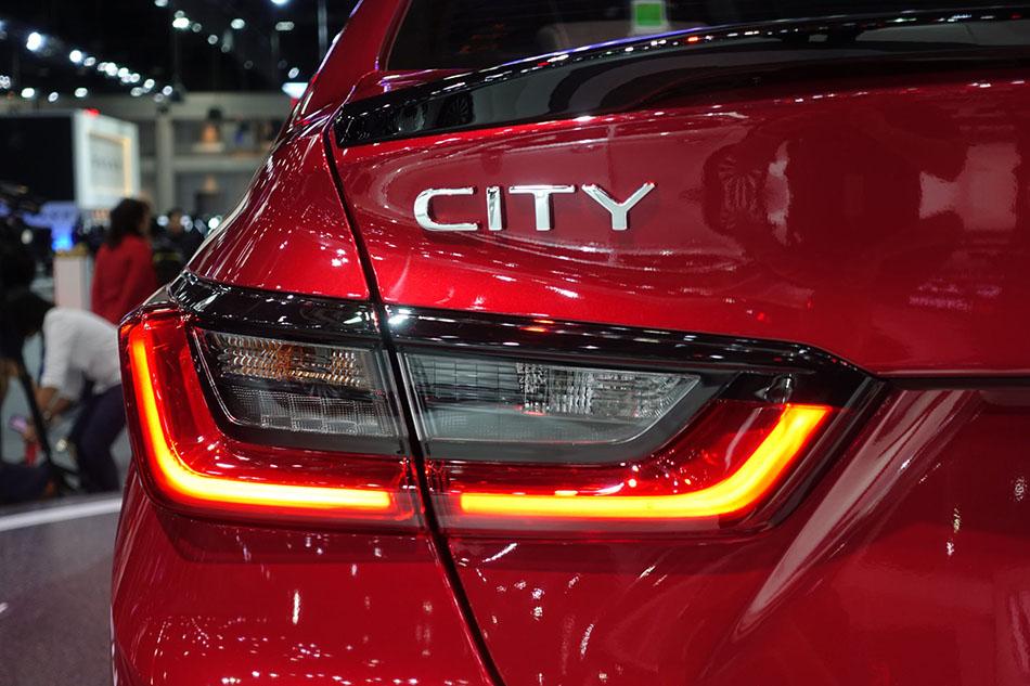 All New Honda City Displayed at 2019 Thai Motor Expo 16
