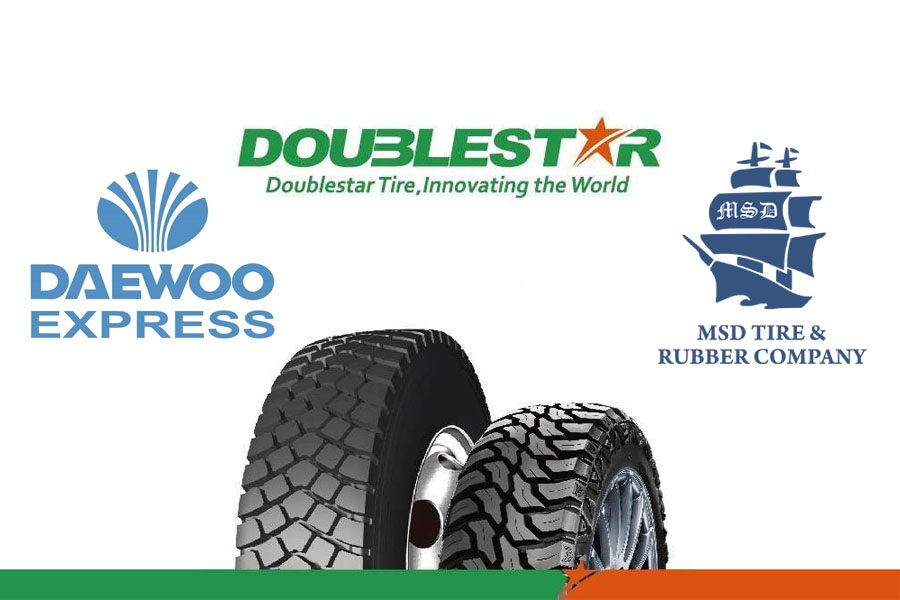 Daewoo Express Signs JV Agreement with Double Star Tires China 2