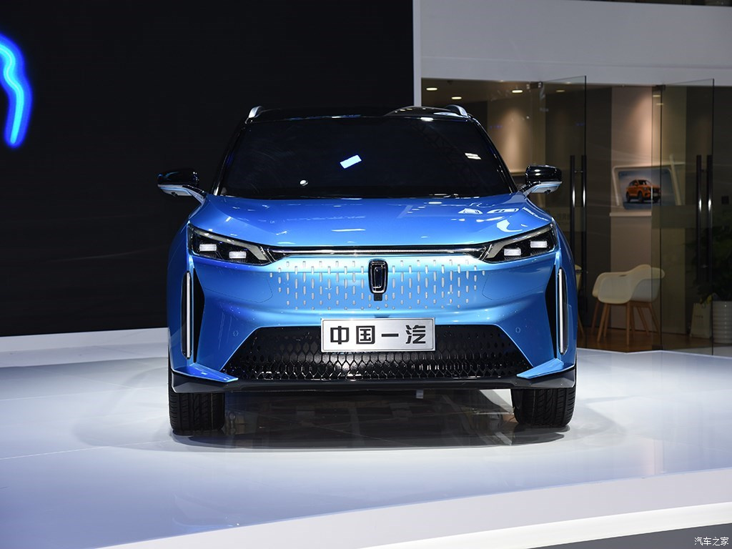 FAW Unveils Bestune C105 SUV at 2019 Guangzhou Auto Show 3