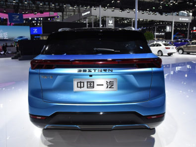 FAW Unveils Bestune C105 SUV at 2019 Guangzhou Auto Show 7