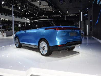 FAW Unveils Bestune C105 SUV at 2019 Guangzhou Auto Show 8